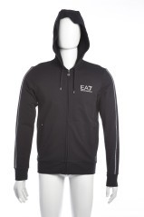 Felpa full zip Ea7