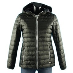 Quilted jacket ladies Outdoor Down