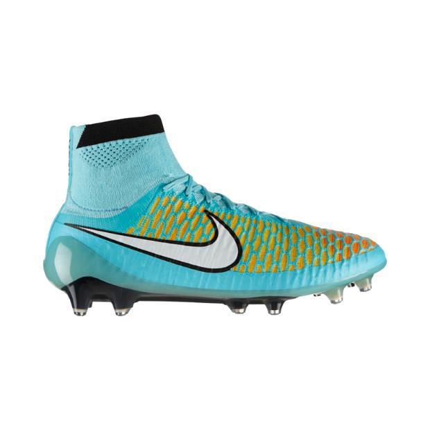 scarpe calcio nike verde acqua