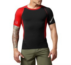 Crossfit Midweight Compressione Red