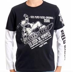 T-shirt  Tml Doppia Snowboard