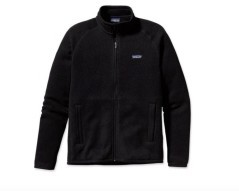 Better Sweater Jacket Black