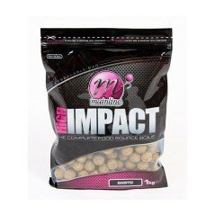 Mainline High Impact Boilies 20 mm Banoffee
