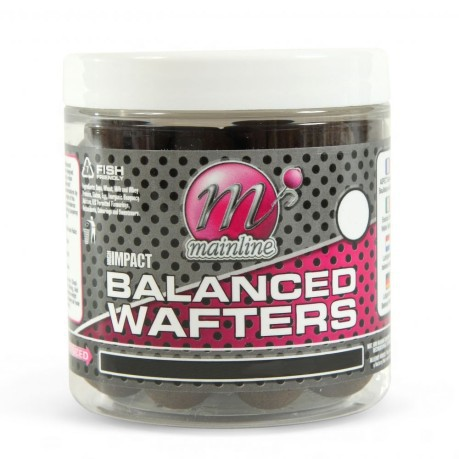 Mainline Balanced Wafters Salty Spicy 15 mm