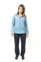 Tuta donna Easy Fit Full Zip