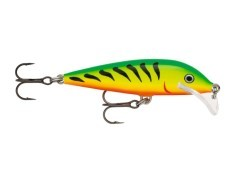 Rapala Scatter Rap Countdown Gold Fluorescent Red