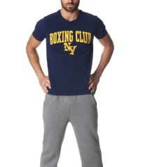 T-shirt Uomo Boxing Jersey Stretch