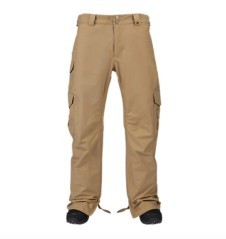 Pantalone Cargo Mid  Burton