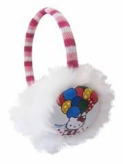 Il paraorecchie fantasia di Hello Kitty