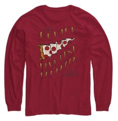 T-shirt Pennant Long Sleeve Jr