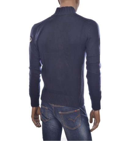 North Sails Wool Cotton Full Zip 608866 85