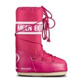 Moon boot nylon blu