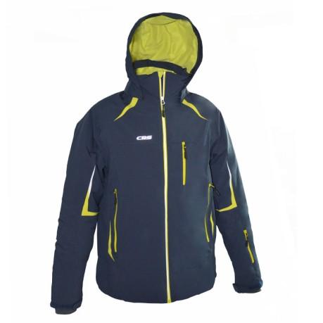Giacca sci uomo gialla – Vestiti alla moda per la gioventù 7249d5ad652