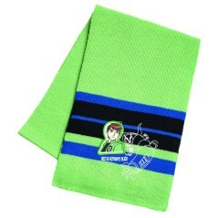 The scarf of Ben Ten