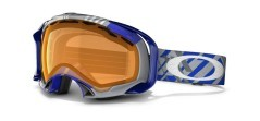 Splice Tech Plaid Blue Oakley