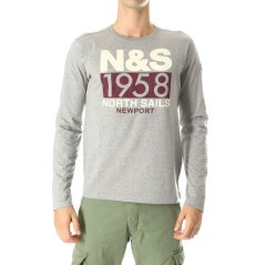 North Sails T-shirt manica lunga 690835 V1