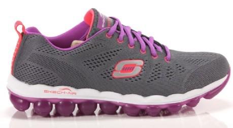 97a7d9795 Shoe women's Skech Air colore Violet Grey - Skechers - SportIT.com