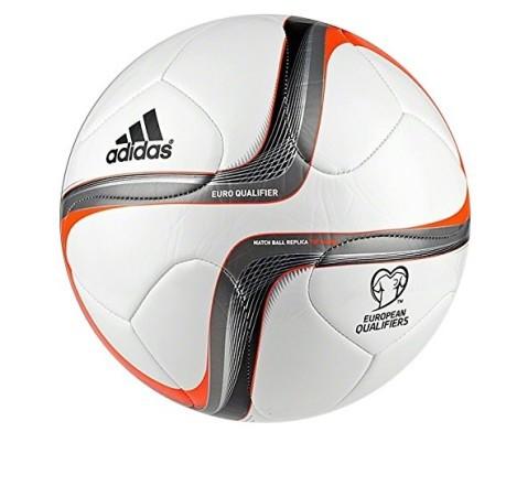 Balón réplica de fútbol Euro Calificador de la parte Superior de ... 4502255be17eb