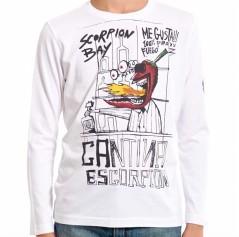 t-shirt Peperoncino ML