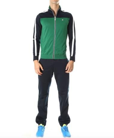 Tuta Uomo Men S Warm Up Acetato Colore Verde Blu Champion Sportit Com