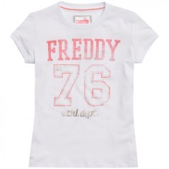 T-shirt bambina Freddy