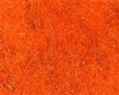 Sybai Fine Diamond Dubbing Hot Orange