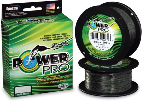 Trecciato Power Pro 275 m (da 0,23 mm a 0,36 mm)
