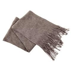 Sciarpa in lana merinos grande di Marini Silvano