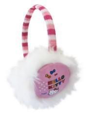 Il paraorecchie di Hello Kitty