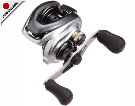 Shimano Mulinello Metanium HG Left