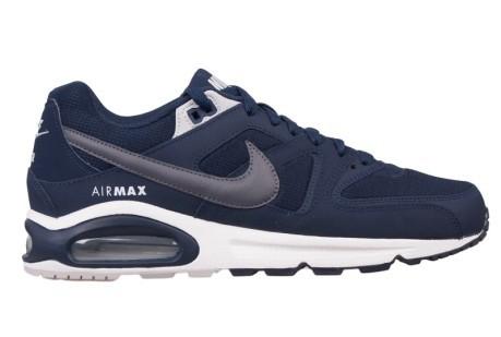 Kids Nike AIR MAX COMMAND FLEX LTR GS COASTAL BLUEDARK OBSIDIAN BLACK