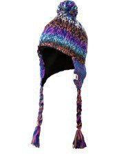 Cappello Peruviano Paraorecchie