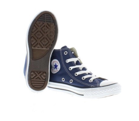 All Star High Canvas