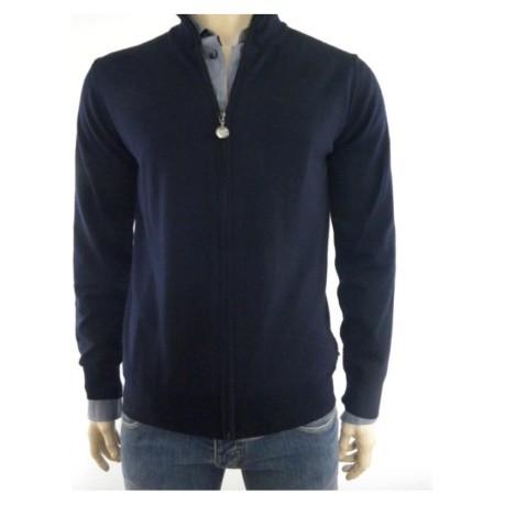 sito affidabile 84095 340e6 Pullover man full zip
