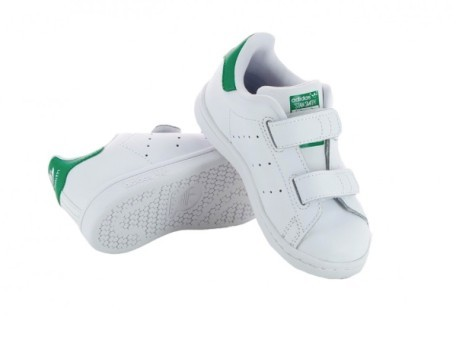 stan smith strappi bambino
