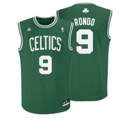 innovative design bc9a8 a026b Basketball-trikot home replica Boston Celtics Rajon Rondo