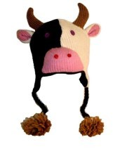 Cappello Calvin the Cow