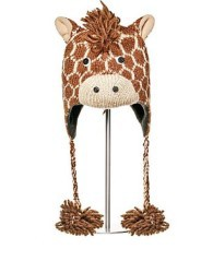 Hut Geoff the Giraffe