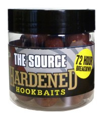 Dynamite Baits The Source Hardened Hookbaits - Dumbells 14 mm & Boilies 15/20 mm
