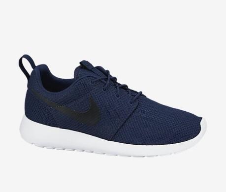 Shoe men Roshe Run colore Blue - Nike - SportIT.com 75c43004b3b