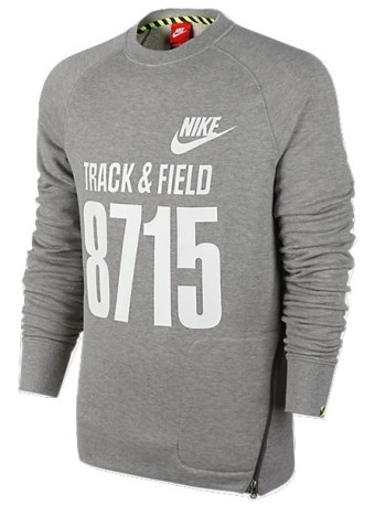Felpa Nike AW77 Track and Field Fly Crew