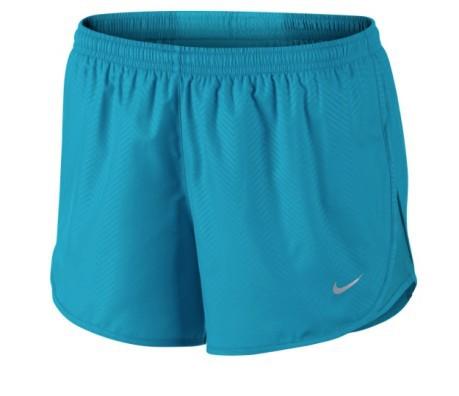 Indurre marcatore Sporcizia  Pantaloncino running donna Modern Tempo Embossed colore Light blue - Nike -  SportIT.com