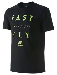 T-shirt Run Fast & Fly