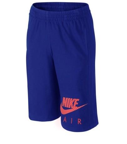 fe7536c111 Bermuda ragazzo N45 Hbr Jersey Short colore Blue - Nike - SportIT.com