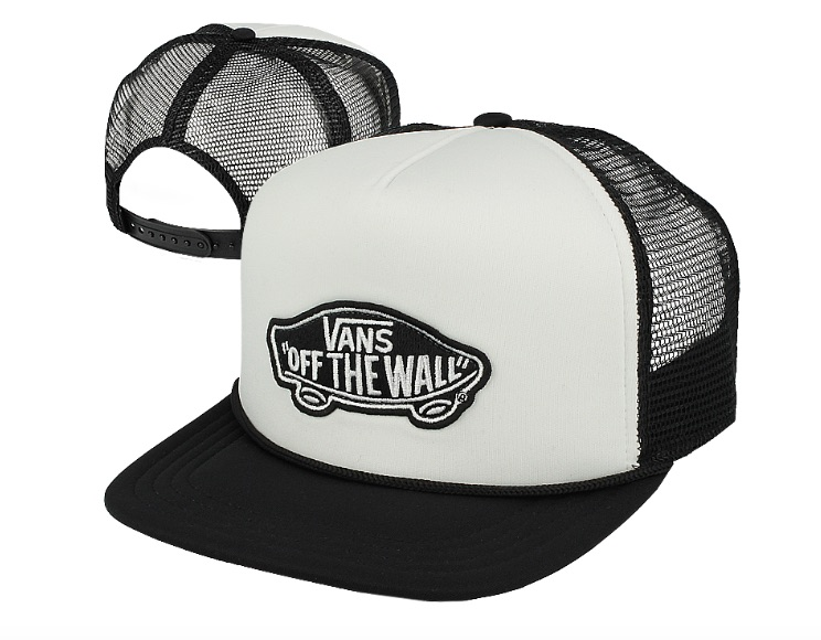 cappello vans off the wall