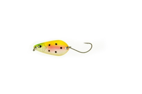 Molix Trout Spoon 2,5 g Mat Pink Scales
