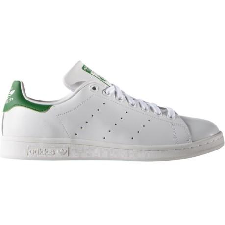06db19bbf Scarpa Stan Smith colore blanco verde - Adidas - SportIT.com