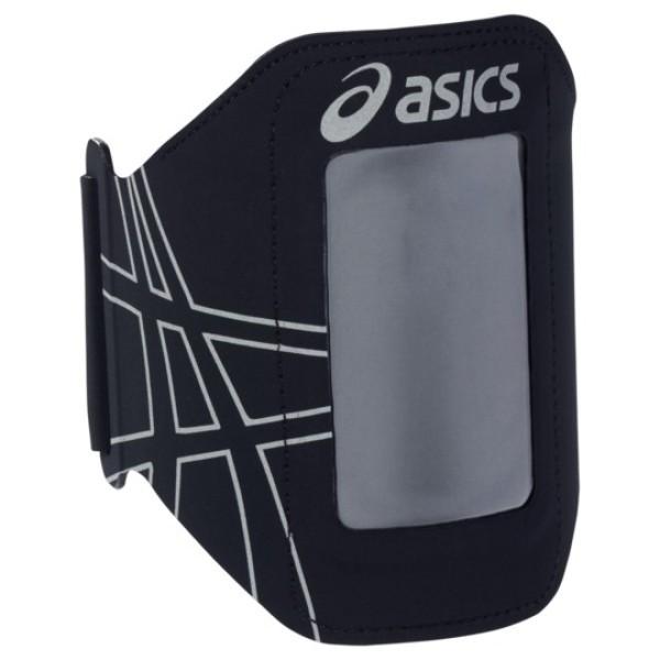 Porta lettore mp3 da braccio colore nero asics - Porta ipod da braccio ...