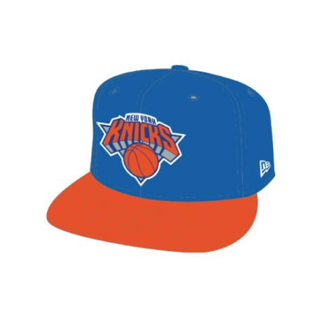Cappello jersey pop ny knicks official team colour