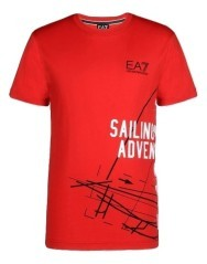 Sea World Tee Girocollo